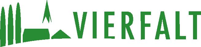 VIERFALT Logo