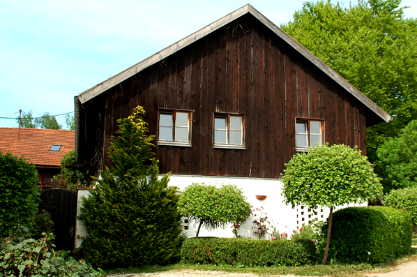 Vierfalt Geisenhausen Seminarleiterhaus