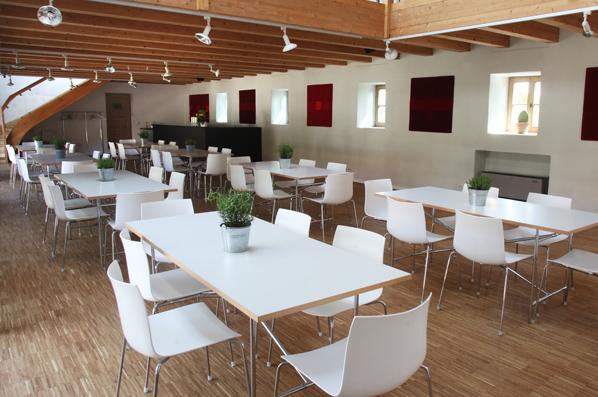 Vierfalt Seminarräume bei Landshut